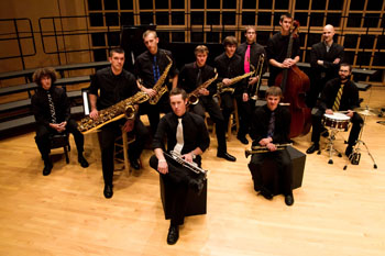 Goshen College's Lavender Jazz to take Sauder Hall stage for fall concert