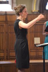 Notre Dame organist to present recital in GC's Rieth Recital Hall