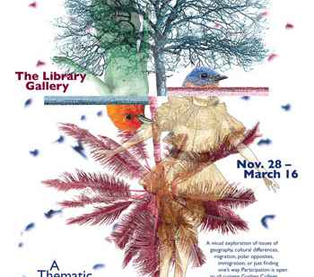 "Goshen College students to present art exhibit around theme of ""North and South"""