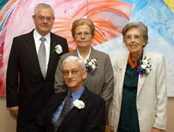 Goshen College announces 2004 Culture for Service awardees