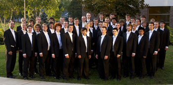"Goshen College Men's Chorus to share ""Light in the Darkness"" during spring break tour"