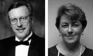 Faculty recital series to feature Susan and  Lee Dengler Feb. 4