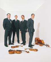 Celebrated ensemble The Emerson String  Quartet to play at Goshen College on Jan.  19