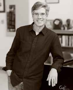 Professor of Music Matthew Hill marks CD release 'Silent Colors' with piano recital on Feb. 17