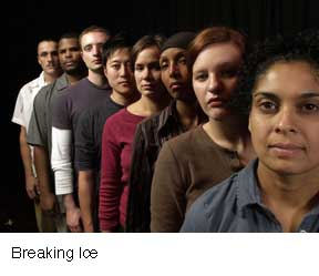 Professional theatre group Breaking Ice  highlights Goshen College's 13th annual  Martin Luther King Jr. Study Day Jan. 16