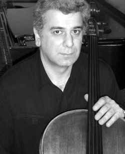 Goshen College faculty recital to feature cellist Dato Machavariani