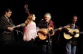 Bluegrass legends Peter Rowan and  Tony Rice Quartet to perform at  Goshen College on Feb. 11; Tickets  currently available