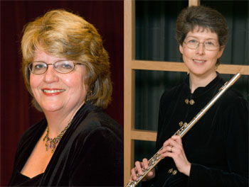 Faculty flute and piano recital 'From Russia With Love' on March 11