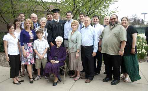 A Goshen College family tradition born of love and faith
