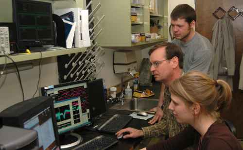 Lee E. Miller '80: Studying brain signals to help patients