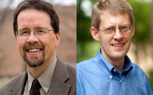 History professors' essays featured in book on evangelicalism and Anabaptism