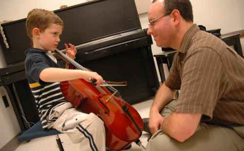 Music Center offers fall music lessons, classes and ensembles for all ages