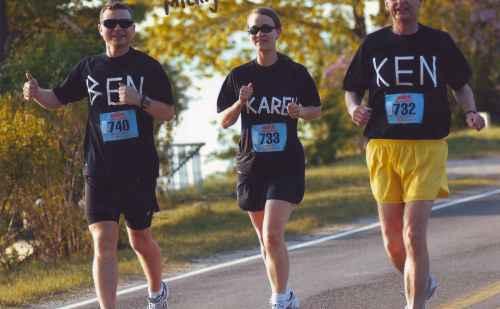 Father-son duo complete 50-state marathon challenge