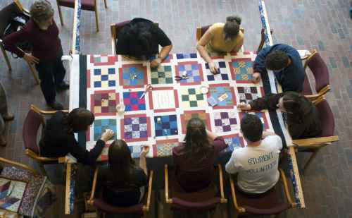 Less Than A Month For Singing, Dancing, Acting… And Quilting