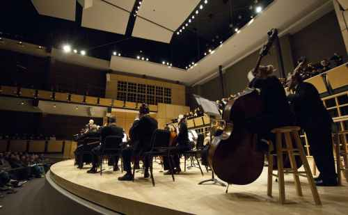 College's Symphony Orchestra to perform fall concert Nov. 2
