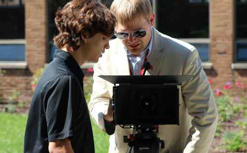 Goshen College's FiveCore Media celebrates first year of video creativity and quality