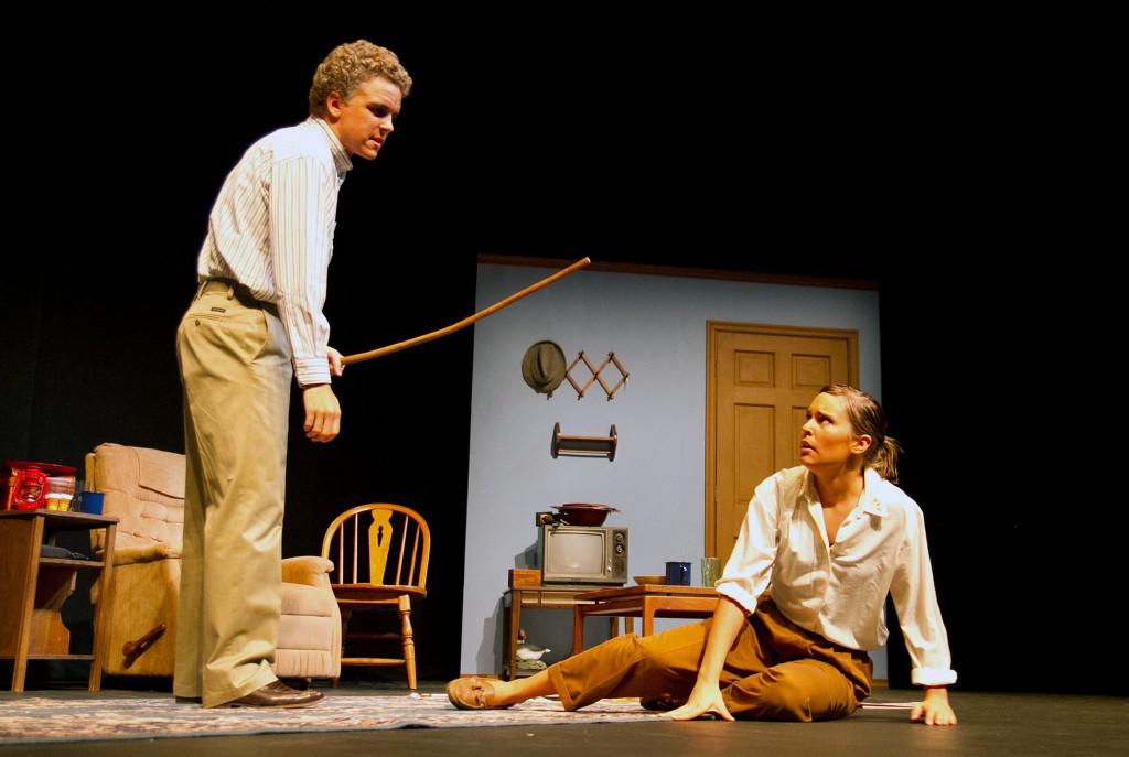 2012 Goshen College Peace Play: Mr. Maurizio