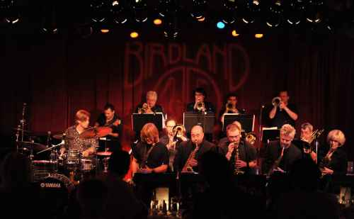 New York's hottest big band, Birdland Big Band, to take the stage at Goshen College