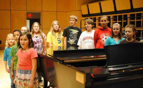 Community School of the Arts choirs to perform fall showcase concert Nov. 11