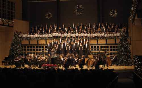 Tickets go on sale for ninth annual Festival of Carols concert on Nov. 5