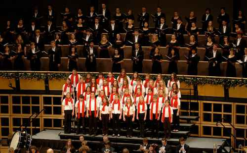 Celebrate Christmas with Goshen College during the ninth annual Festival of Carols