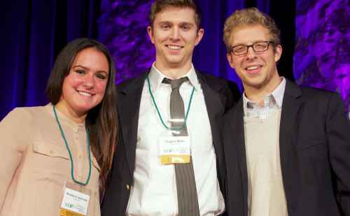 Goshen College takes top prize at MEDA Convention in student competition
