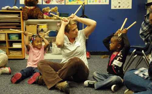 Music Center again offers music classes for young children in Elkhart County