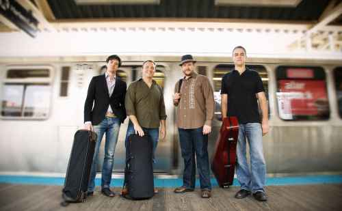 Chicago-based Spektral Quartet coming to Goshen Jan. 18