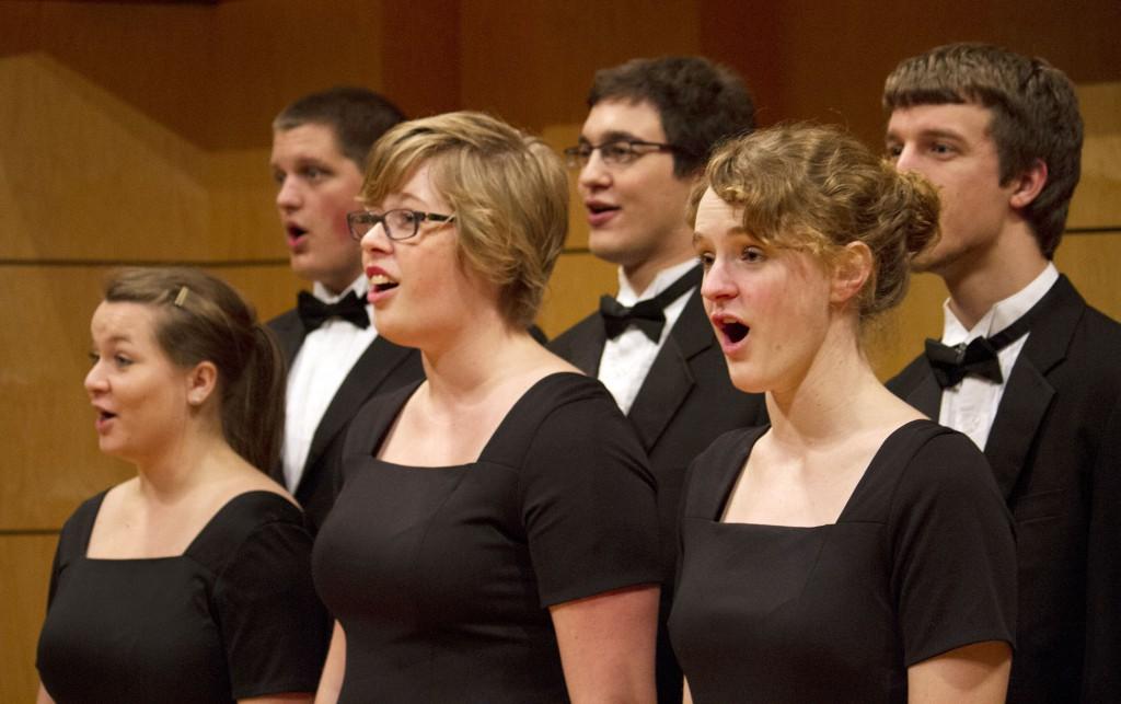 Goshen College Chamber Choir 2013
