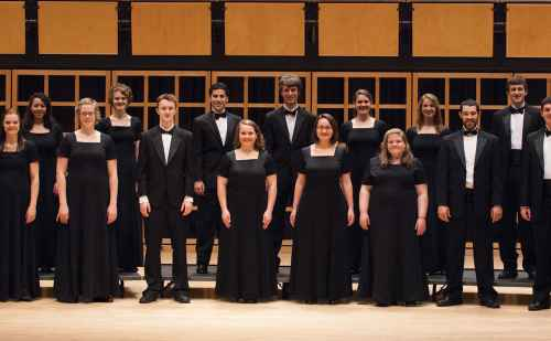 Goshen College Chamber Choir to perform home concert after spring break tour, March 3