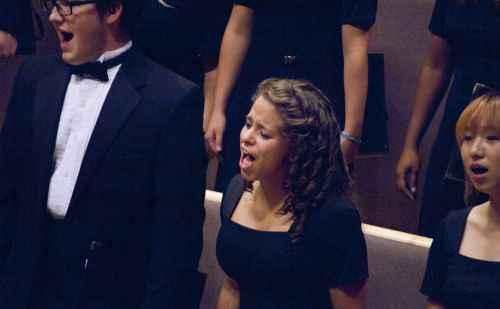Goshen College choirs to perform opera scenes in winter concert