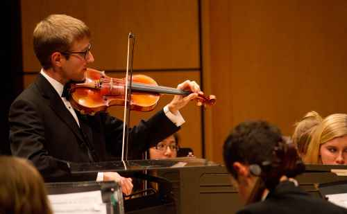 Student winners featured in 53rd Annual Goshen College Concerto-Aria Concert Feb. 9