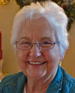 Professor Emerita of Nursing Fran Wenger dies