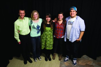Five students to participate in annual peace oratorical contest Feb. 19
