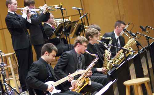 Goshen College big band to perform spring concert March 22