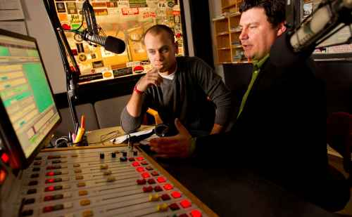 Goshen College radio station the best in Indiana and the country, again