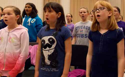 Community School of the Arts children's choirs to perform spring concert May 5