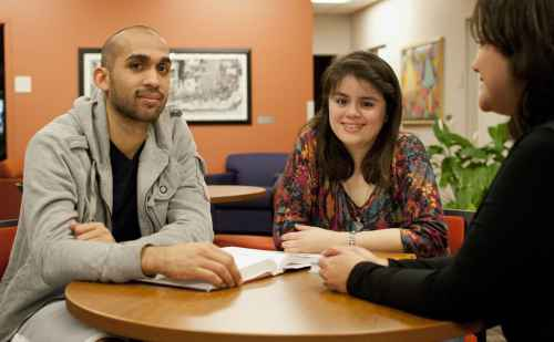 Building an intercultural family, one student at a time