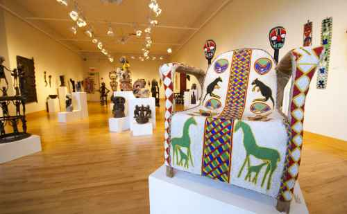 African indigenous art featured in Goshen College exhibit