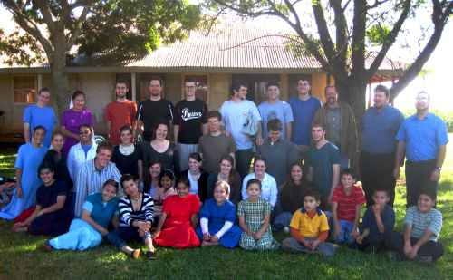 From the classroom to the colonies, students gain a new perspective on Anabaptism in Paraguay