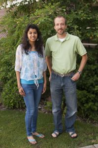 Jonathon Schramm and Aradhana Roberts