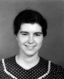 Lois Mary Gunden Clemens