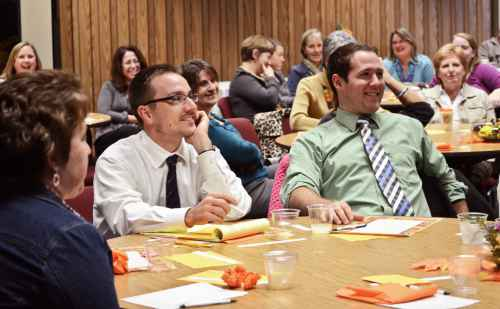 Feed your mind during Goshen College's Lunch and Learn series