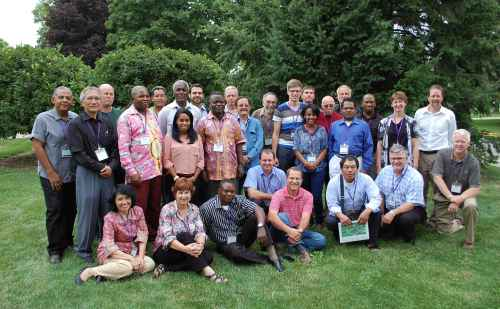 Mennonite World Conference launches new study of its global members