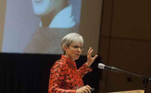 Former Goshen College president Shirley Showalter releases memoir