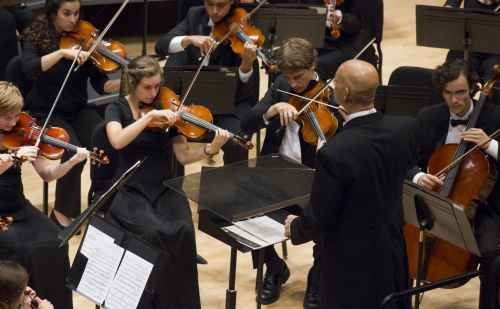 Goshen College Symphony Orchestra to perform fall concert on Nov. 1