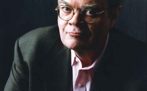 Garrison Keillor will spend an evening at Goshen College Oct. 15
