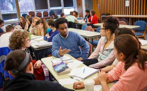 Kiplinger's ranks Goshen College 77th among private liberal arts colleges