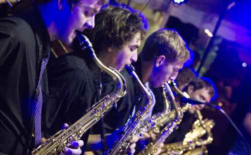 Goshen College's Lavender Jazz in concert Nov. 23