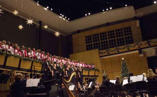 Goshen College celebrates Christmas with the tenth annual Festival of Carols